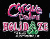 Cirque Dreams Holidaze at Sands
