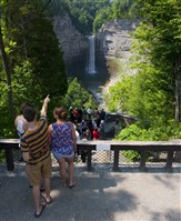Wine and Waterfalls-Ithaca NY