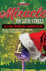 Miracle on 34th St. & Sands Casino