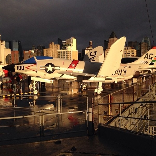 Intrepid Sea, Air & Space Museum and Fleet Week